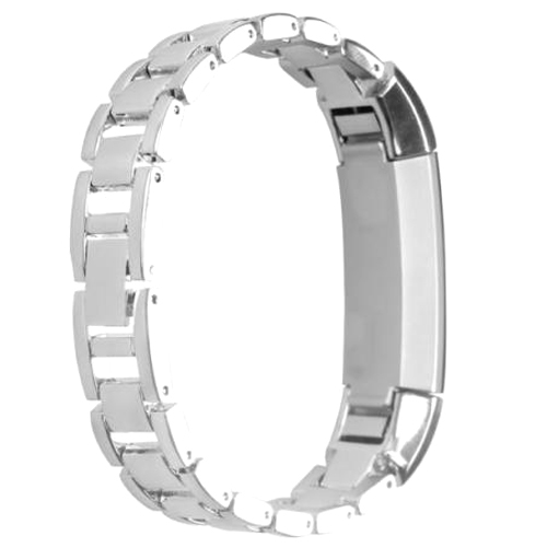 YCYS-Stainless Steel Bracelet Watch Band Strap For Fitbit Alta Smart Tracker Sliver