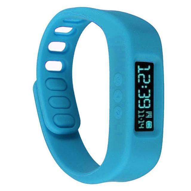 2016 dom mart 4.0 do bluetooth relógio de pulso inteligente pulseira sports & sleep rastreamento saúde aptidão moda smart watch saúde dec6