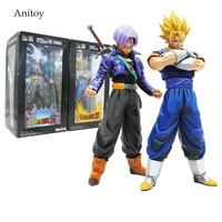 Anime Dragon Ball Z MSP Master Stars Piece The Vegetto The Trunks Manga Dimensions PVC Figure