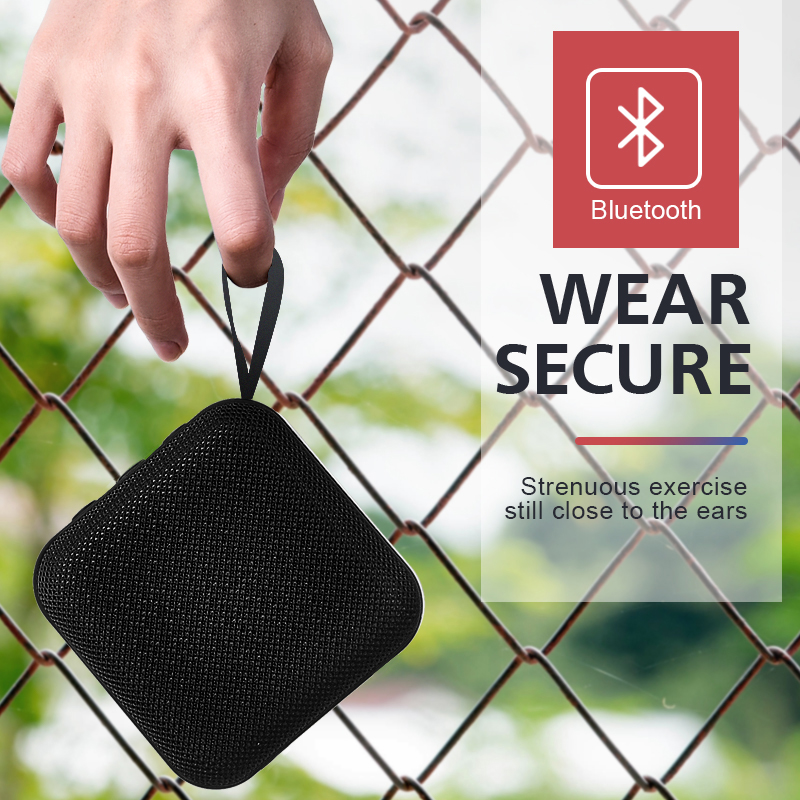 Image 5 - Portable Bluetooth Speakers Mini Wireless Loudspeaker 10W Music Surround Outdoor Support FM TFCard Speaker for huawei samsung-in Portable Speakers from Consumer Electronics