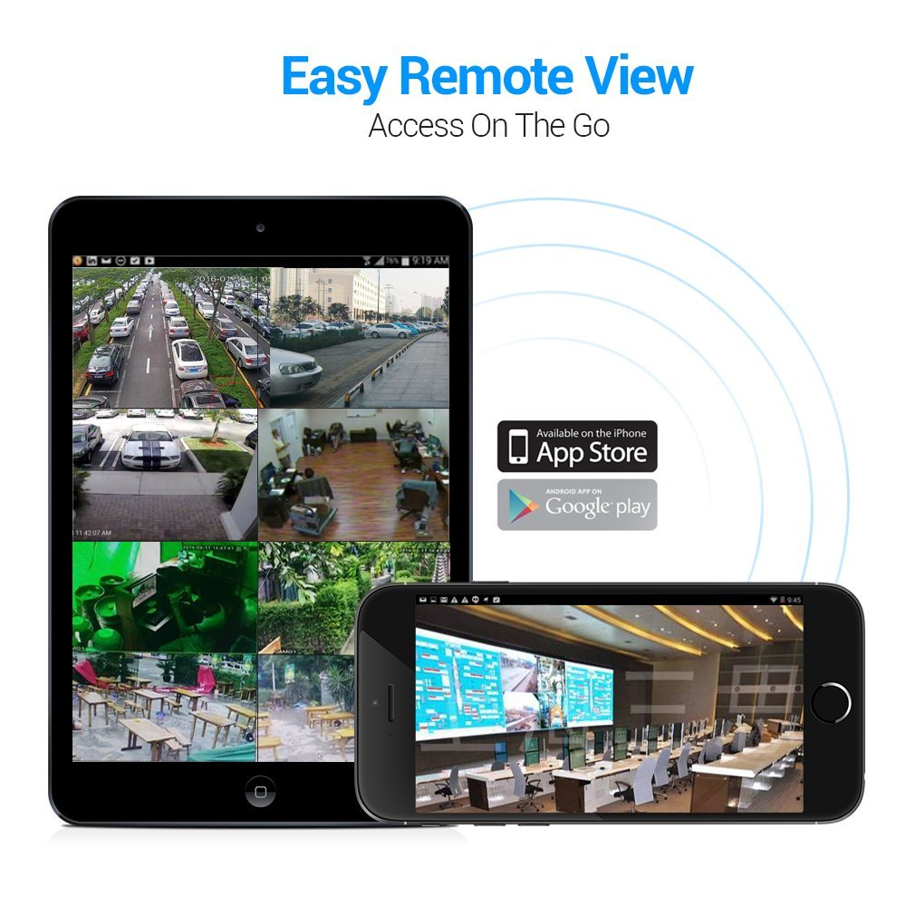 5.0MP 360 градусов камера видеонаблюдения рыбий глаз Беспроводной IP Камера купольная камера с WiFi VR Камера удаленного просмотра бесплатное прил... - 4