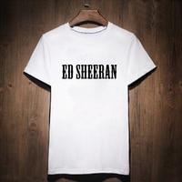Gildan Harajuku Nero Bianco Donna Ed Sheeran Girl Power T Shirt Donna Tee Street Wear Womens Lettera Stampa Swag Tshirt roccia