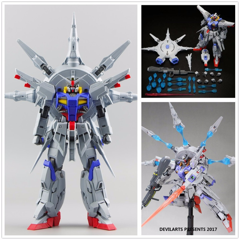 DevilArts DA Model ZAFT ZGMF X13A SEED MG 1/100 PROVIDENCE Gundam Ver.SUN-in Action & Toy Figures from Toys & Hobbies    1