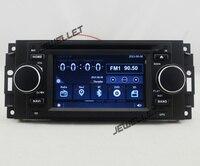 Car DVD GPS Radio Navigation For Dodge Caliber Ram Charger Durango Dakota Chrysler 300 300C PT