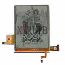100% originale 6 pollici ED060XH2 (LF)  00 ED060XH2 E ink dello schermo HD con touch screen per il lettore di ebook
