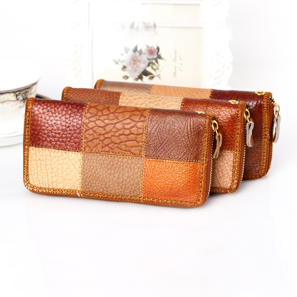 Designer Famous Luxury Brand Leather Women Wallets Lady Female Coin Purse Carteras Clutch Bag Vallet Walet Money Cuzdan Pocket