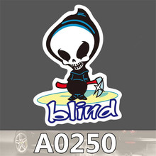 A0250 Spoof Anime Punk Cool Sticker for Car Laptop Luggage Fridge Skateboard Graffiti Notebook Scrapbook Scooter Stickers Toy