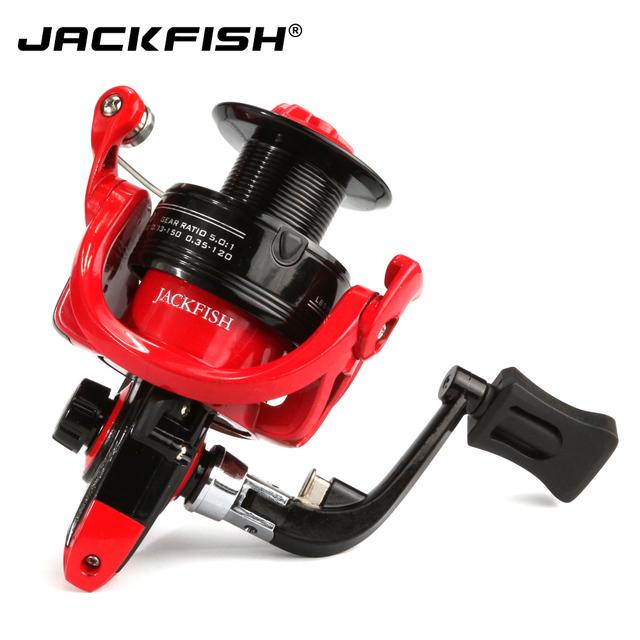 JACKFISH High Speed Fishing Reels.