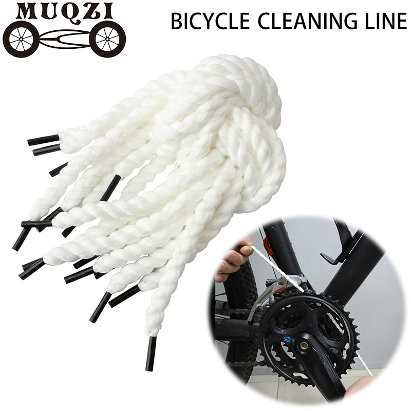 MUQZI Flywheel Guide Wheel Chain Cleaning Line To The Dead End Dirty Toola Pack Of 8 Mountain Bike Dead Fly Bicycle Road Bike