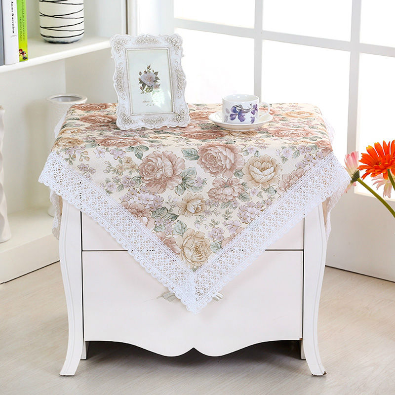 Online Get Cheap Small Round Tablecloth Aliexpresscom Alibaba