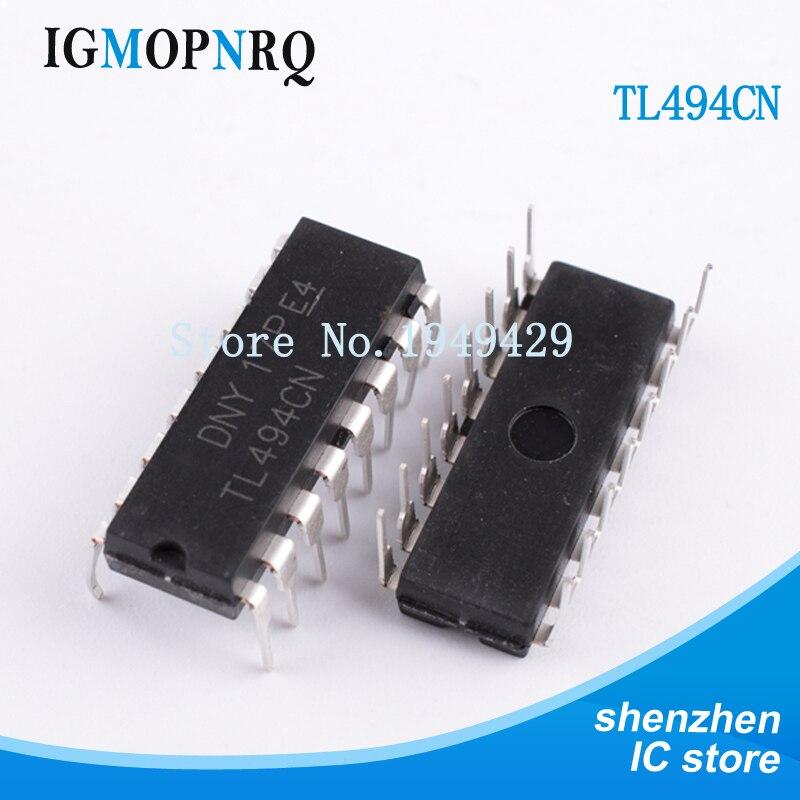 10PCS/lot TL494CN DIP16 TL494C TL494 Switch controller PWM Controller New original10PCS/lot TL494CN DIP16 TL494C TL494 Switch controller PWM Controller New original