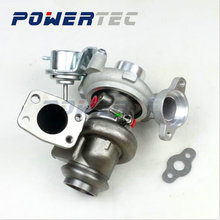 49173-07507/5/4/3/2 turbocharger for  Ford Fiesta VI Focus II Fusion 1.6 TDCI complete turbo 49173-07516 49173-07522 49173-56201