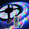 TSLEEN 1PC Waterproof 5M 300Leds RGB Led Strip Light Flexible Lighting String Tape Lamp Decoration Light