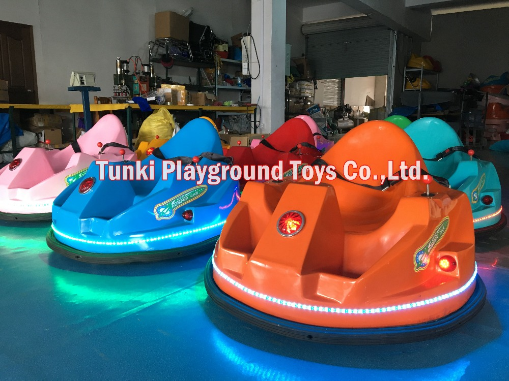 Electric Battery Powered Bumper Car For Adult
