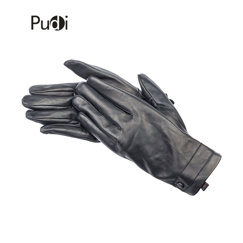 GL7015 men's genuine leather glove brand new style Russian winter - Apparel Accessories