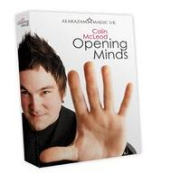 Opening Minds By Colin Mcleod (4 DVD Set)-magic Tricks