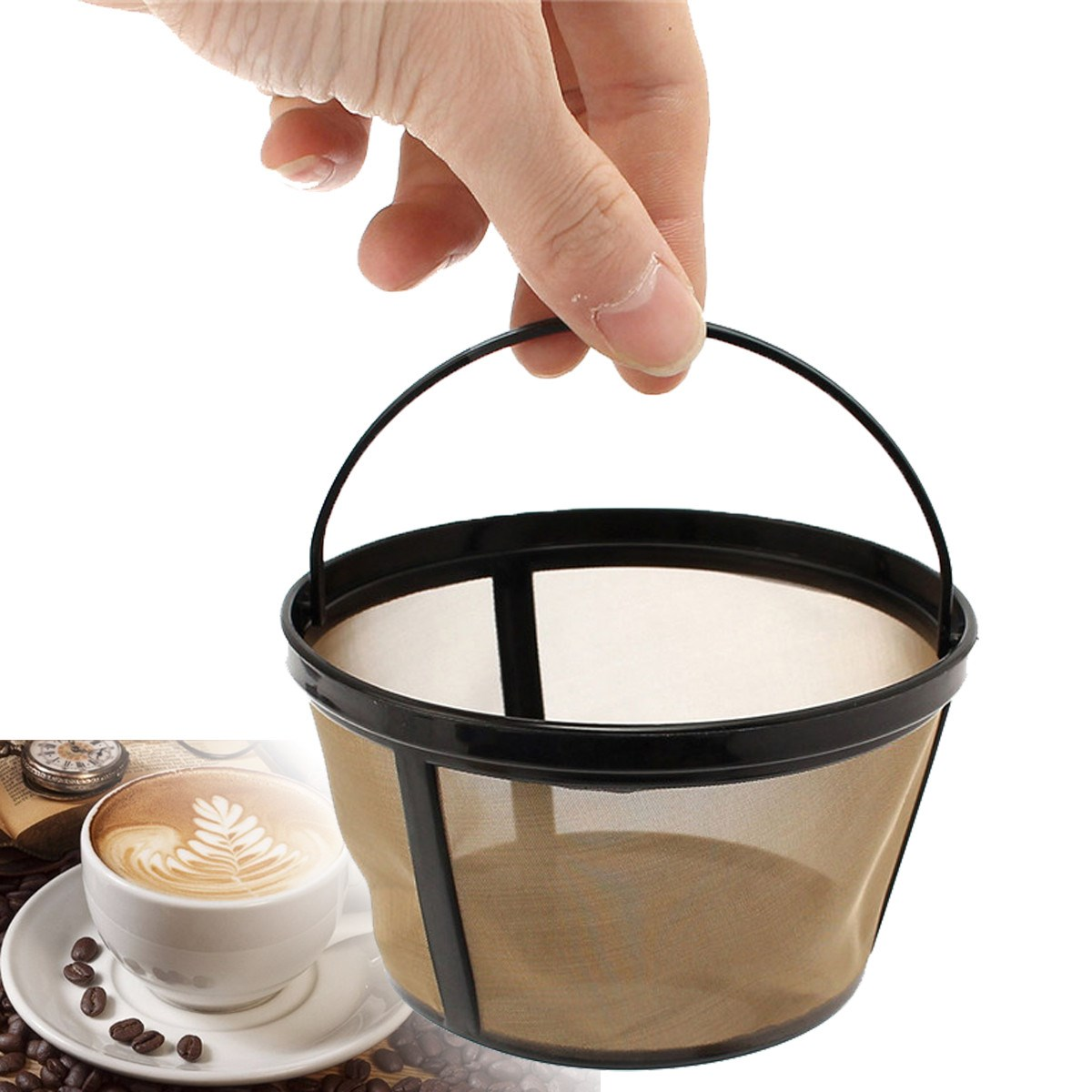 Popular Permanent Coffee Filter Buy Cheap Permanent Coffee