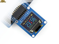 0.95 polegada RGB OLED (A)  0.95 'display  interface SPI  curvado/horizontal pinheader  SSD1331 chip  96*64 Resolução  65 K colorido