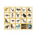 1 Компл. Игрушки 3D Палеонтологии Дополненная Реальность Интерактивная Карта Игры Раннее Образование Kid Подарков