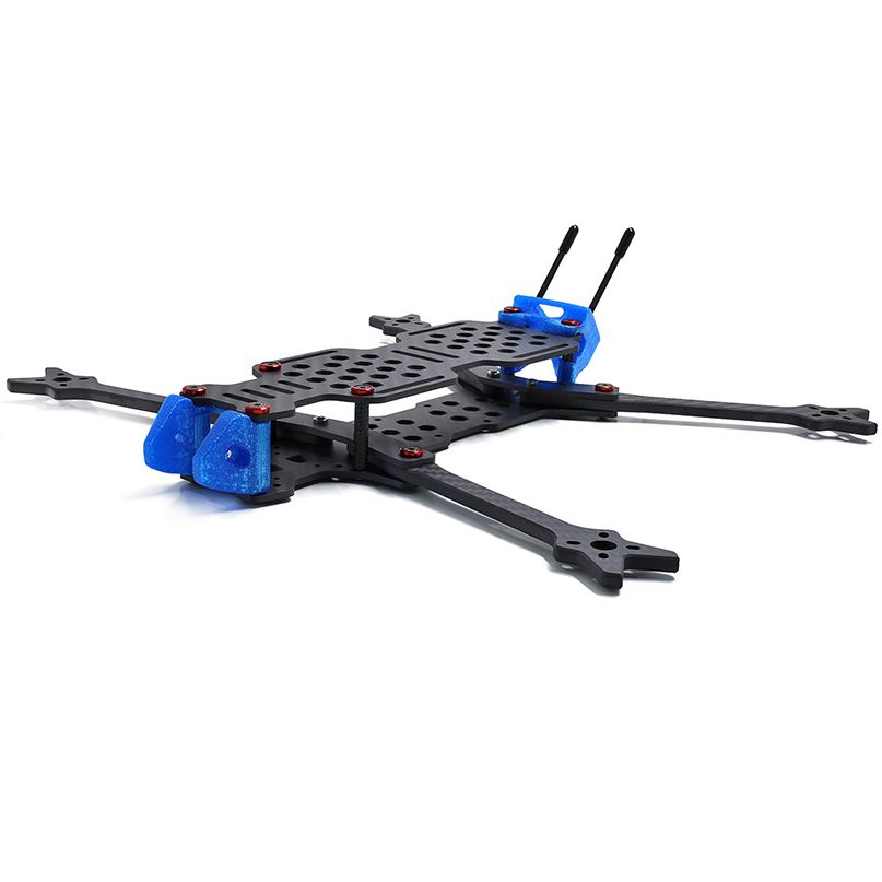 GEPRC GEP-LC7 GEP-Crocodile 315mm 7 Inch 3K Carbon Fiber Frame Big Space Strong Endurance Rack for DIY FPV RC Drone QuadcopterGEPRC GEP-LC7 GEP-Crocodile 315mm 7 Inch 3K Carbon Fiber Frame Big Space Strong Endurance Rack for DIY FPV RC Drone Quadcopter