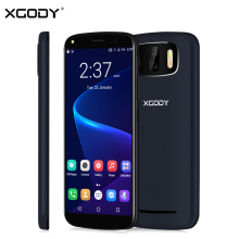 In Stock XGODY 3G Smartphone 6 Inch 18:9 Full Screen Android 6.0 Quad Core 1G RAM 8G ROM 13.0MP Face ID Dual Sim Mobile Phone