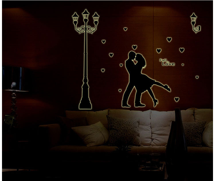 Dark Living Room At Night glow heels picture - more detailed picture about night love dance