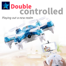 Cheerson CX-37 Smart-H 4Ch 6axis Drone 0.3MP Camera Phone WIFI Control RC helicopter Height hold LED Quadcopter Toys