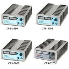 CPS 3205 3205ii mini ajustável digital comutação dc fonte de alimentação ovp/ocp/otp 0.001a 0.01 v 32 v 30 v 5a 60 v 3a 16 v 10a