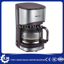 American automatic Coffee machine drip coffee pot