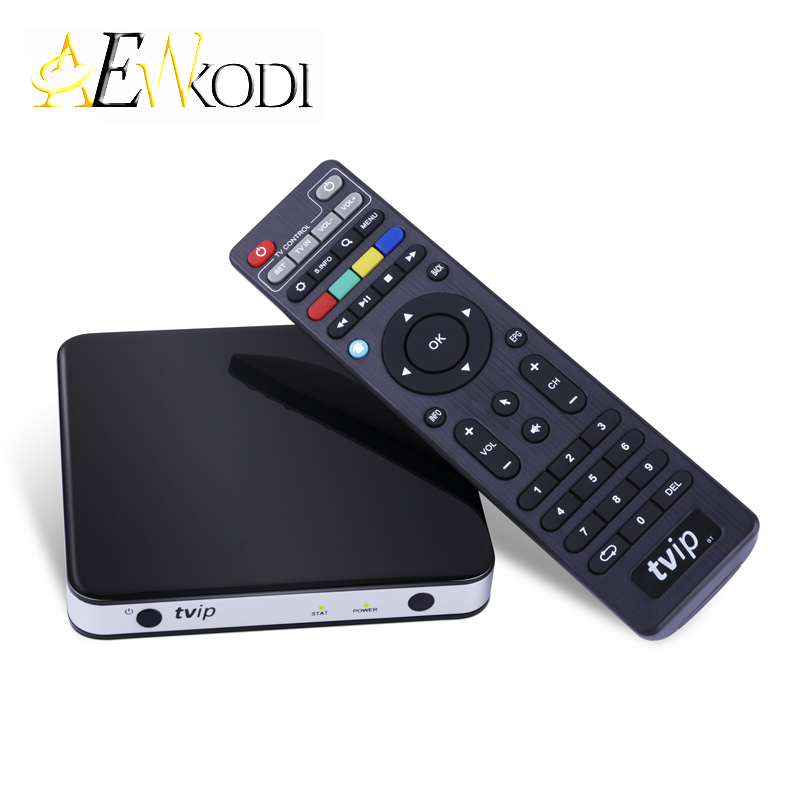 Original TVIP 605 Smart TV Box Linux4.4 Android Dual System Set Top Box 4K ULTRA 4k/2.4GWiFi Ultra  Super Clear Free Shipping 10 pcs mini tvip 410 412 box amlogic quad core 4gb linux android 4 4 dual os smart tv box h 265 airplay dlna 250 254 free ship