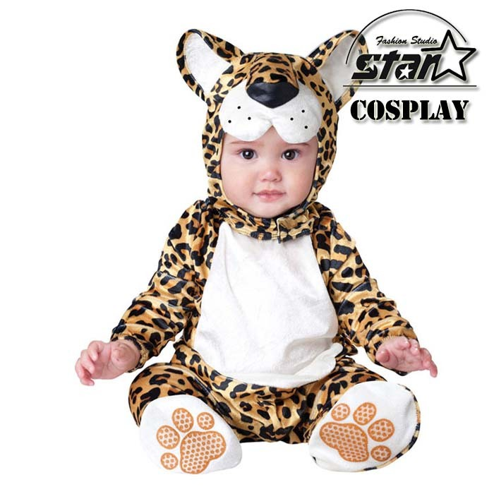 natal halloween boys girls baby costume infant animal rompers kids clothing jumpsuits newborn clothes christmas fall winter wear in clothing sets from