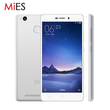 "Ships From Spain! Xiaomi Redmi 3S 3 S Mobile Phone Snapdragon 430 Octa Core 5"" HD 2GB RAM 16GB ROM 13MP Fingerprint ID"