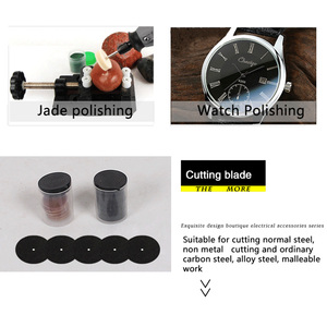 Image 5 - HILDA 248PCS Rotary Tool Accessories for Easy Cutting Grinding Sanding Carving and Polishing Tool Combination For Hilda Dremel