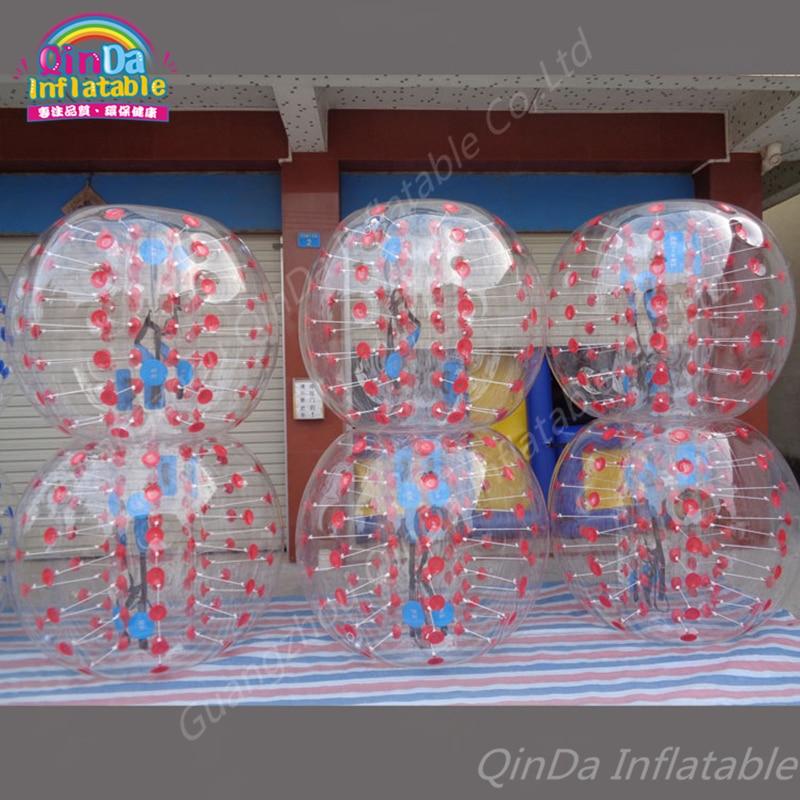 Bumper ball Latest Craze Stress Ball Bubbles Soccer,Inflatable bubble footballs Inflatable Human Balloon bumpers