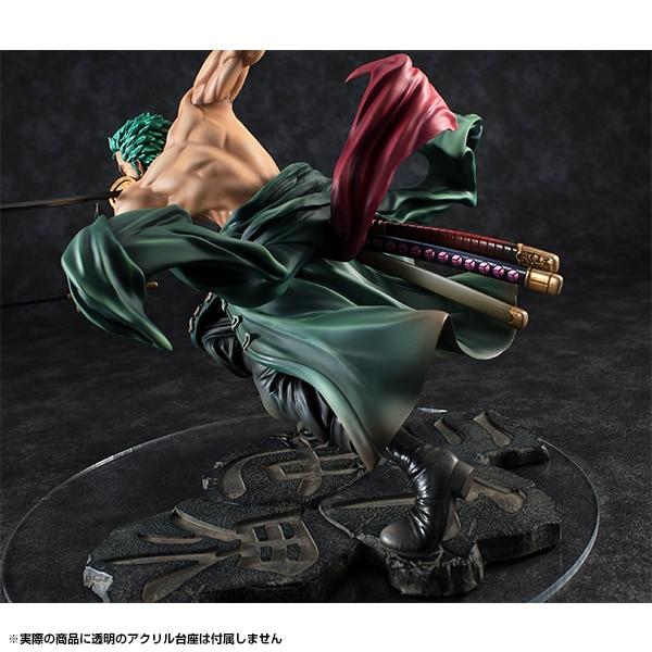 Anime One Piece 18cm Roronoa Zoro SA-MAXIMUM Ver. Action Figure Collection Model Toys