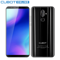 Cubot X18 Plus 18 9 FHD 4GB 64GB 5 99 Inch Smartphone Android 8 0 MT6750T