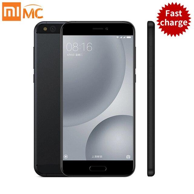 "Original Xiaomi Mi5C Mi 5C Smartphone 3GB RAM 64GB ROM 5.15"" Pinecone S1 Octa Core 1920x1080P Fingerprint ID MIUI 8 Fast Charge"