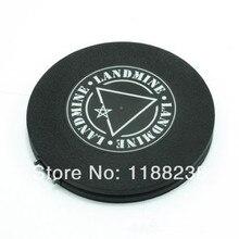 Recommend Black Plastic Landmine Foot Switch Tattoo Foot Pedals Wireless For Tattoo Machine Tattoo Supply