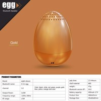 6 Kinds Of Color Mini Wireless Bluetooth Speaker Easter Egg Free Shipping