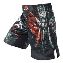 New Products Man MMA Shorts Sanda Fighting Gym Muay Thai Free Kick Pants Male Sports Training Boxing Trunks