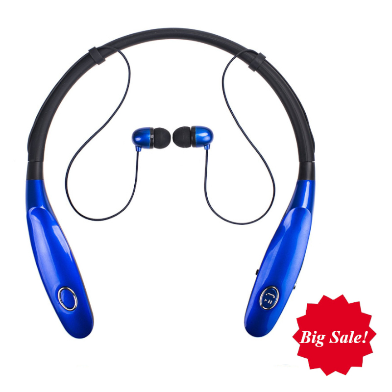 Sport Bluetooth Headphones Wireless Earphone With Mic IPX4 TWS Bluetooth Earphones Stereo Case For iPhone Xr