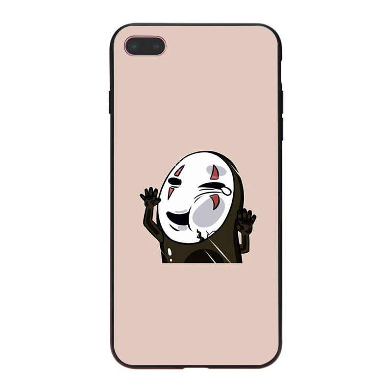 MaiYaCa อะนิเมะ Spirited Away สตูดิโอ Ghibli ใหม่ล่าสุด Super น่ารักสำหรับ iPhone 8 7 6 6S Plus X 10 5 5S SE 5C Coque Shell