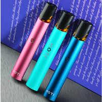 Heavengifts MOTI Refillable Pod Starter Kit 500mAh Battery 1 8ml refillable  pod Meta Tech Heating E-cig Vapor vs minifist /Drag