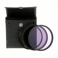 Universal 72mm UV CPL FLD Camera Lens Filter For DSLR Digital Filter Kit