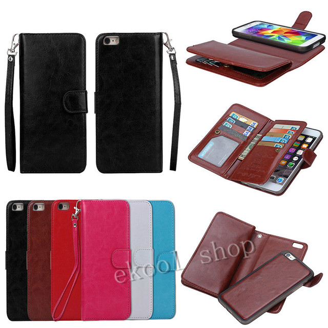 buy popular b253e a9cea US $19.08 |Aliexpress.com : Buy LRuiize Luxury Practical 9 Card Slot PU  Leather Wallet Case For LG G3 G4 G5 Credit Card Holder for Men Durable Card  ...