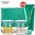 Mengxilan 24 К крем для лица моющее средство нестареющий по уходу за кожей отбеливания лифт укрепляющий лечения акне удалить 3 шт.