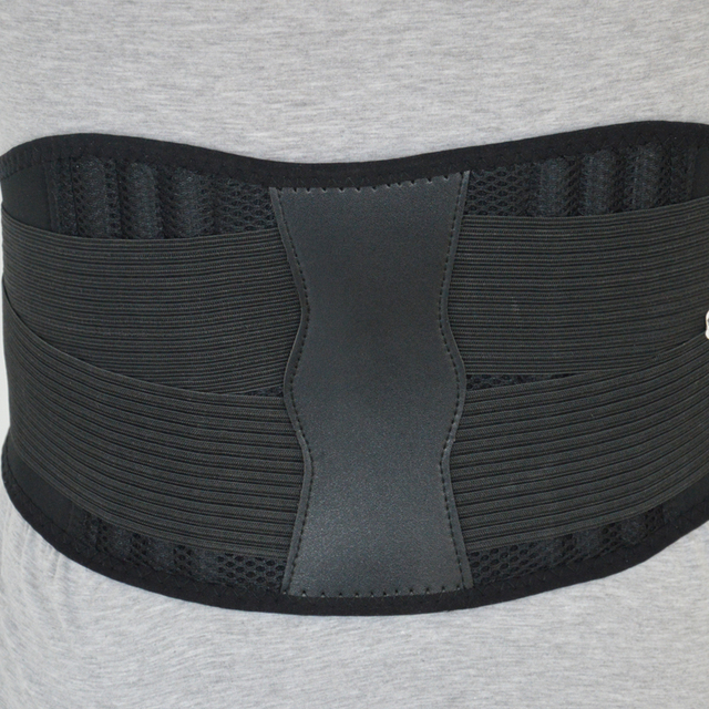 Big Size XXXL Heath Care Waist Support Neoprene Waist Protector for Sports Safety Men Women Waist Training Belts Sweat Belt