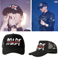 2016 K-pop harejuku BIGBANG baseball cap fashion cap Hip hop hat