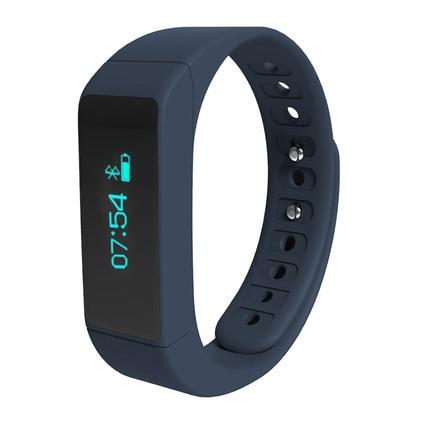 2016 Original iWOWNFit i5 Plus Bluetooth 4.0 Waterproof IP65 Smart Bracelet Wristband Sleep Monitor Smartband touch screen