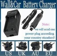 Battery Charger For Casio Exilim EX G1 EX H5 EX H50 EX H60 QV R70 QV